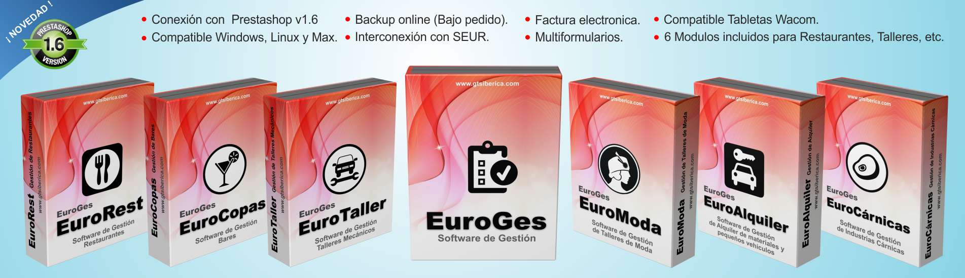 productos euroges 2014